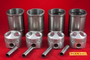 KIT CHEMISES / PISTONS 1296cc