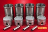 KIT CHEMISES / PISTONS 1565 cc