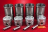 KIT CHEMISES / PISTONS 1605 cc