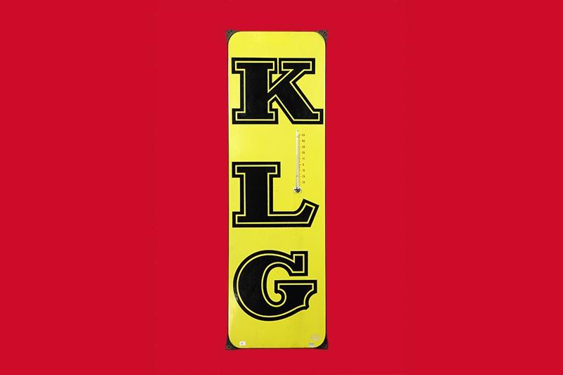 Thermomètre KLG